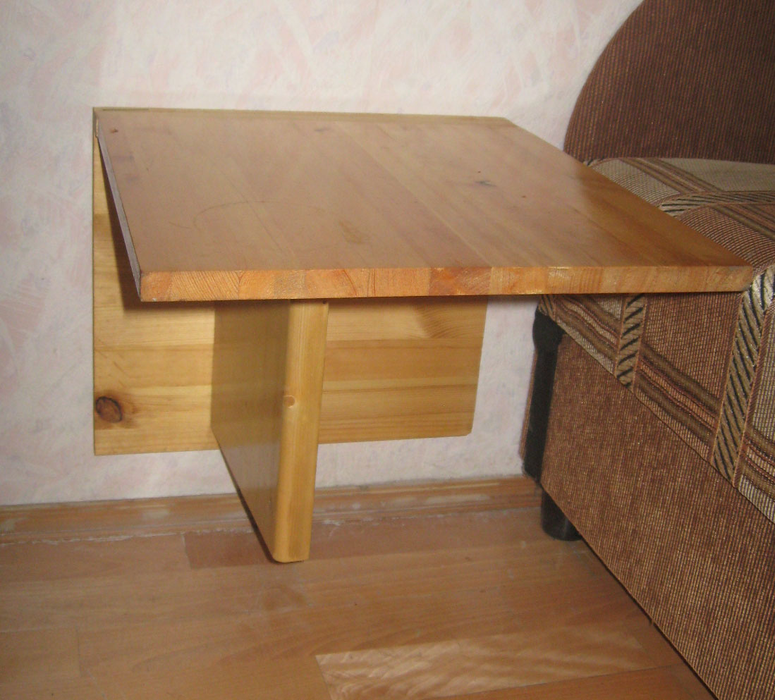 Складной столик для природы своими руками