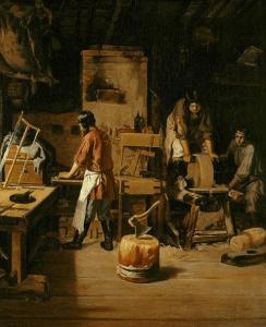 столярная мастерская